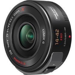 Panasonic LUMIX G X VARIO PZ 14-42mm/F3.5-5.6 ASPH./ POWER O.I.S. zoom lens