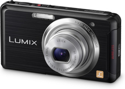 Panasonic Lumix FX90 - Wi-Fi Enabled Digital Camera