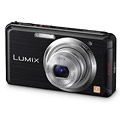 Wi-Fi Enabled Panasonic Lumix FX90 Digital Camera