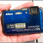 Nikon Coolpix AW100 Rugged, Waterproof Camera