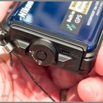 Nikon Coolpix AW100 - battery / memory card compartment lock