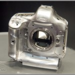 Canon EOS-1D X - magnesium alloy chassis