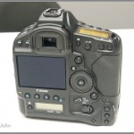 Canon EOS-1D X - rear view and main controls