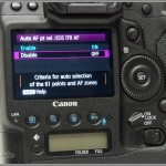 Canon EOS-1D X - EOS iTR tracking AF