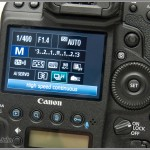 Canon EOS-1D X - Quick Control Display