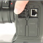 Built-In Ethernet Connection On The Canon EOS-1D X