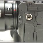 Canon EOS-1D X - accessory socket