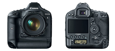 Canon EOS-1D X Professional Full Frame Digital SLR