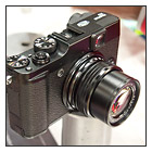 Hands-On With The Fujifilm X10 Camera