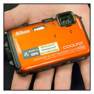 Nikon Coolpix AW100 Rugged Camera First Impressions