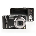 Panasonic Lumix ZS10 Pocket Superzoom Camera Review