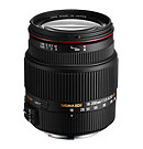 New Sigma 18-200mm F3.5-6.3 II DC OS HSM Zoom Lens With FLD Glass