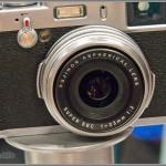 Fujifilm X100 - 23mm f/2.0 Fujinon Lens