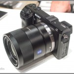 Sony Alpha NEX-7 24-Megapixel Mirrorless Camera