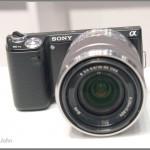 Sony NEX-5N Compact System Camera