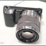 Sony NEX-5N With 18-55mm Kit Lens