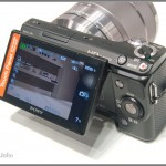 Sony NEX-5N - Controls & Tilting LCD Display
