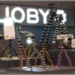 Joby GorillaPods At The PhotoPlus Expo
