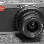 Leica X1 - Leica Elmarit 24mm f/2.8 Lens