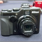 Nikon Coolpix P7100 - Front