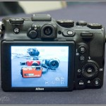 Nikon Coolpix P7100 - Rear LCD