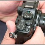 Nikon Coolpix P7100 - Top Right Controls