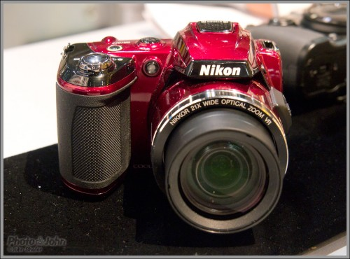 Nikon Coolpix L120 Superzoom Camera With 21x Zoom Lens