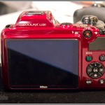 Nikon Coolpix L120 LCD Display