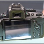 Nikon D5100 DSLR - Rear LCD Display