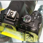 Nikon D5100 Digital SLR - Mode Dial & Top Controls