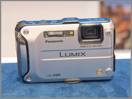 Although I Haven T Had A Chance To Properly Test The Panasonic Lumix Ts3 Love Waterproof Shockproof Pocket Cameras For Mountain Biking And Skiing
