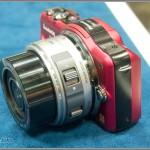 Panasonic Lumix GF3 and 14-42mm powerzoom pancake lens