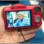 Panasonic Lumix GF3 - 3-Inch Touchscreen LCD Display