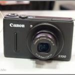 Canon PowerShot S100 In Black