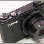 Canon PowerShot S100 - Top - Mode Dial & Shutter Release
