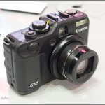 Canon POwerShot G12 - Right Front