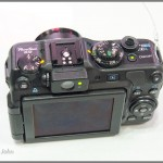 Canon PowerShot G12 - Top & Controls
