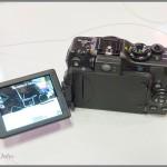 Canon PowerShot G12 - Tilt-Swivel LCD Display