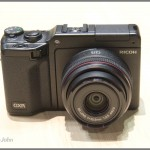 Ricoh GXR With 28mm APS-C Camera Unit