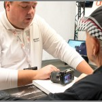 Sony Rep Discussing The NEX-7 At PhotoPlus
