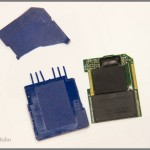 Standard Plastic Body SD Memory Card