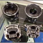 Carl Zeiss 85mm f/1.4 & 18mm f/3.5 Cutaway Lenses