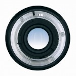 Carl Zeiss Distagon T* 2/25 ZE Lens - Rear
