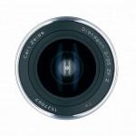 Carl Zeiss Distagon T* 2/25 ZE Lens - Front