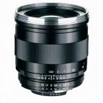 Carl Zeiss Distagon T* 2/25 ZE Lens - Side