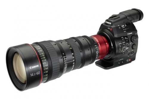 Canon Announces EOS C300 Pro Video Camera • Camera News and Reviews