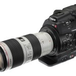 Canon EOS C300 Cinema Camera With EOS Zoom Lens