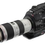 Canon EOS C300 Cinema Camera With EOS Zoom Lens