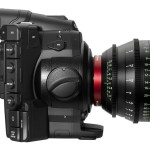 Canon EOS C300 - Right Side