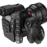Canon EOS C300 Cinema Camera - Right Rear Controls
